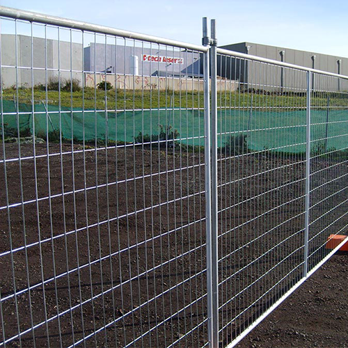 Welded Temporary Fencing